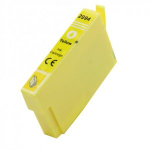 Epson 29 Series (Compatible) Yellow Ink Cartridge - 1Pcs