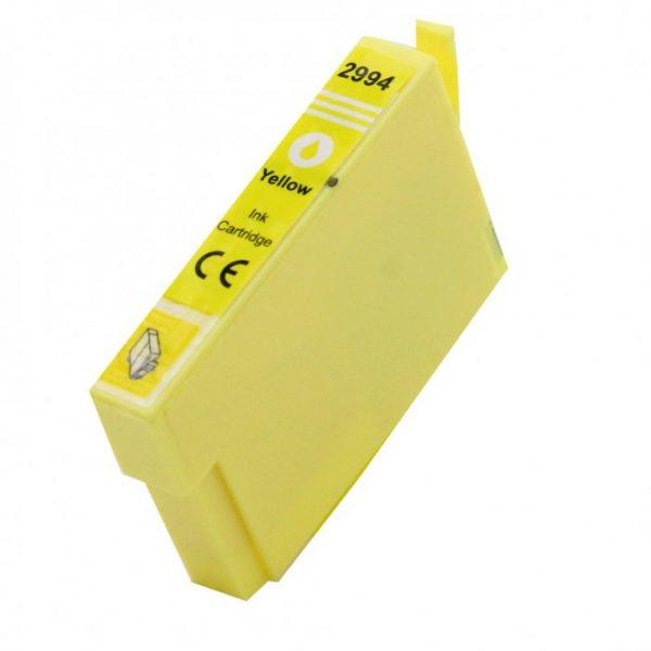 Epson 29 Series (Compatible) Yellow Ink Cartridge - 1Pcs