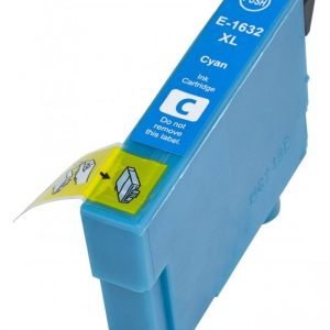 Epson 16 Series Compatible Ink Cartridge - Cyan
