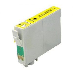 Epson T0484 Compatible Ink Cartridge - Yellow