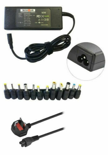 Universal Charger for Laptops 90W (12 Tips)