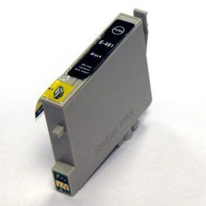 Epson T0481 Compatible Ink Cartridge - Black
