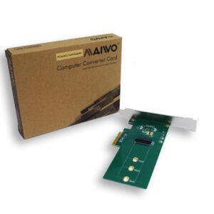 Maiwo M.2 PCIe 3.0 Adapter